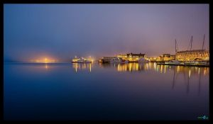 My Home Town - HARSTAD by jzky