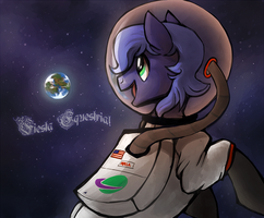 Houston we have a prob by DAND-E