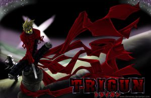 ...trigun nights... by dinmoney