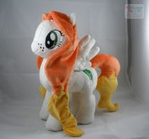 OC Feather Plushie by LiLMoon