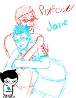 Dork And Jane by vaultboy28