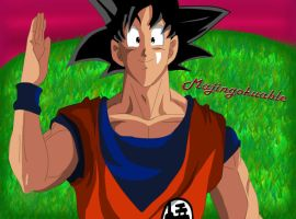 Son Goku 2013 by Majingokuable