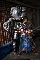 Bioshock 2: Guardian Protector by ObscuraVista