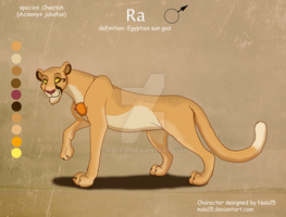 Ra - Adoption Auction CLOSED by Nala15