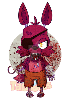 Foxy by RootisTabootus
