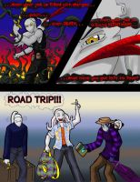 Road trip: Page one redone by TTSnim