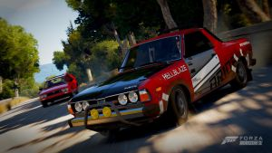 Forza Horizon 2 - Project Troublemaker by RyoFox630