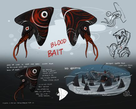 [Nautipods MYO Entry] Blood Bait by gemmingi