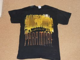 Paramore T-shirt by AlexAKADucky