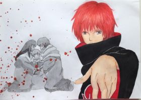 Sasori (from Naruto) by Lena1406