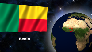 Flag Wallpaper - Benin by darellnonis