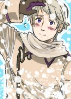 + APH: Russia-san Coloring + by SerketStalker