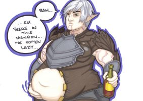 extra fenris by prisonsuit-rabbitman