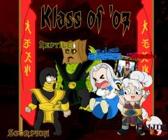 MK: Klass of 07 by saiyan-frost