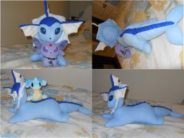 Triton by PlushPrincess
