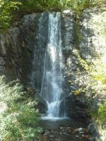 Dummerston Rd Waterfall 1 by mirengraphics