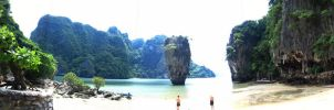 James Bond Island by wreck-photography