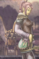 DDO: Nirelle the Cleric by nirelle