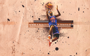 LeBron James Wallpaper by KevinsGraphics