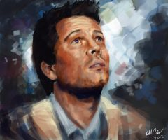 Castiel, Angel of The Lord by Distraction-Number-4