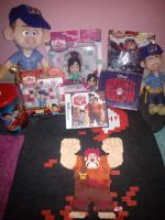 My WIR collection so far *-* by Thetruffulacupcake