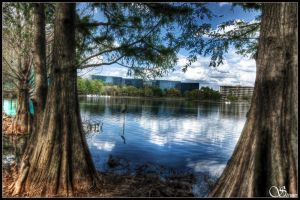 Looking Through HDR by Ghost247