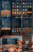 Fallen Leaves Go Launcher Ex Theme by gseth