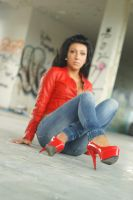 red heels by fotomartinez