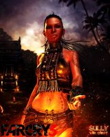 Citra Talugmai (Montenegro) Far Cry 3 by SullyVanCraft