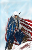 Connor Kenway by theSN3S