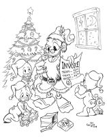 Uncle SCROOGE indeed... by KneonT