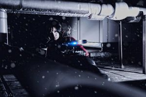 Hide in shadows - Resident Evil 6 by UchihaSayaka