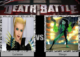 Death Battle 3: Deadly Sadists! by HailfirePhantom