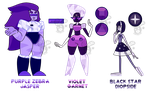 Techno Fangems Adopt - CLOSED by Chobutt