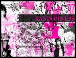 Randomness by JadedBlackKat