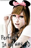 Perfect In My Way - Oerba Dia Vanille by GamerGirlX03