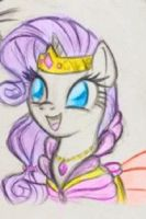 Rarity Edit. by PoniesInHats