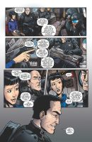 Godzilla Rulers of Earth issue 10 - pg 7 by KaijuSamurai