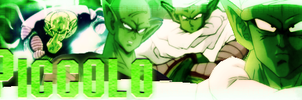 Piccolo Banner by SailorTrekkie92