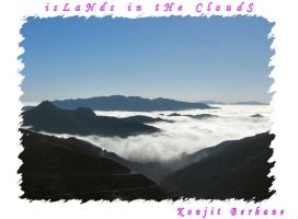 islands in the clouds by konjit