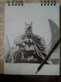 Batman by Ventus099
