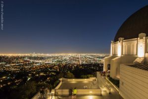 Griffith Observatory by NY-Disney-fan1955