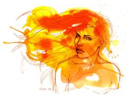 Fire by ChristineAltese