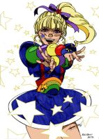 Miss Rainbow Brite by handrewx by Kenkira