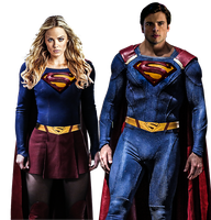 The Smallville Supercrew Transparent by Spider-maguire