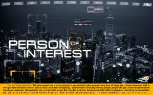 Person of Interest | PSD by Ameer108