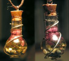 Magic Vial - Brilliance by Izile