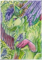ACEO_Nachiii by Kyuubreon