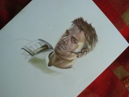 Redfield - current wip by Naoanastas