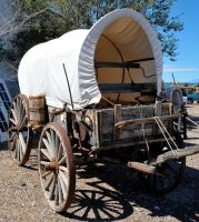 Covered wagon by lawout16